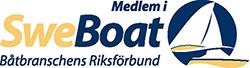Logo medlem i SweBoat